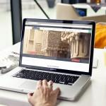 Création site web Bureau des guides d'imlil Marrakech