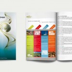 creation brochure marrakech maroc