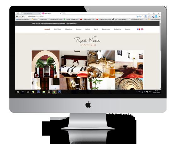 creation site web au Maroc marrakech