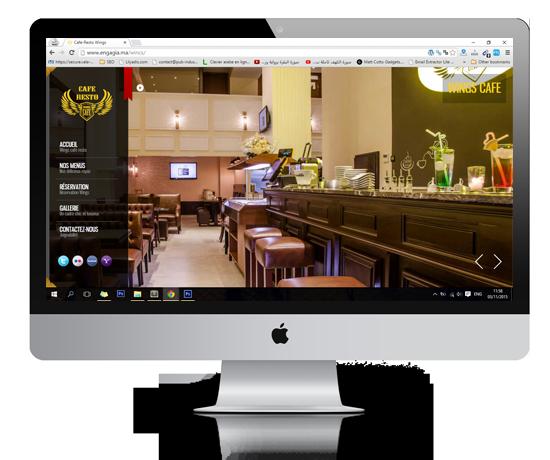 creation site web marrakech