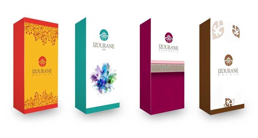 Izourane - Emballage Cosmetique Marrakech