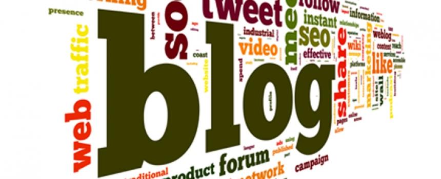 Bienvenue sur notre nouvelle section Blog!